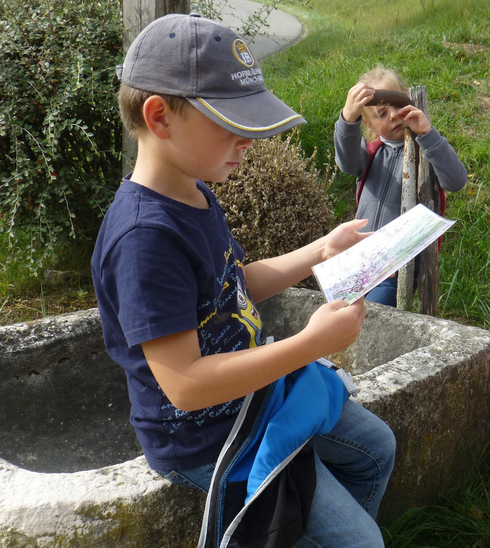 Mercredi  29 octobre -  CHASSE AU TRESOR des Chartreux