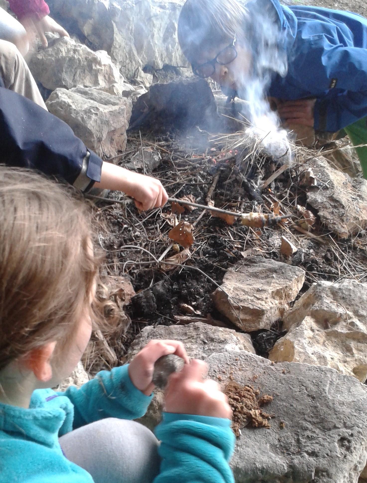 Découverte d'une grotte préhistorique dans le Vuache - Anniversaire Enfants